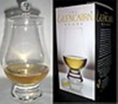 (1) Glencairn Scotch Whiskey Glass With Ginger Jar Top
