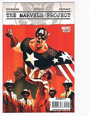 The Marvels Project #4 (Feb 2010, Marvel) VF COMIC BOOK