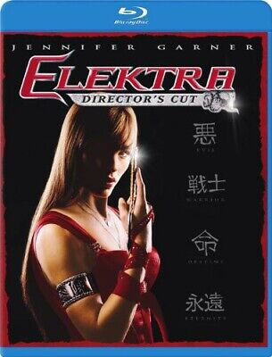 Elektra [New Blu-ray] Director's Cut/Ed, Dolby, Digital Theater System, Dubbed