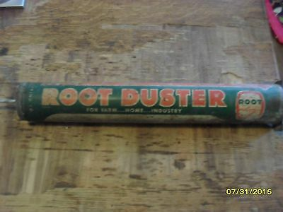 Antique Root Buster Metal Piston Type Poison Sprayer