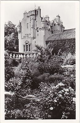 Crathes Castle From Terrace Gardens, Nr BANCHORY, Kincardineshire RP