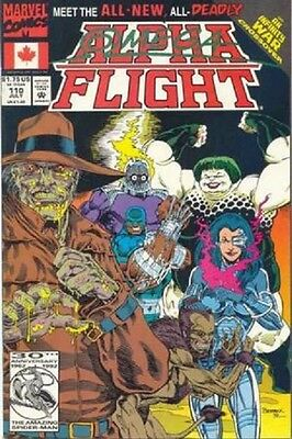 Alpha Flight #110 (Jul 1992, Marvel) VF COMIC BOOK