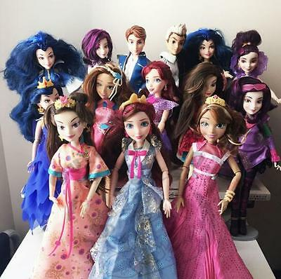Disney Descendants doll Toys great kids girls gifts New arrival Christmas Gift