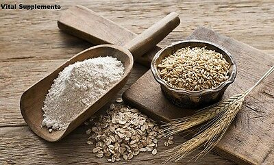 Oat flour Gluten Free Organically Produced Various Weights High Protein Free P&P