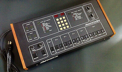 Sequential Circuits Drumtrak in mint condition full working 120V edition