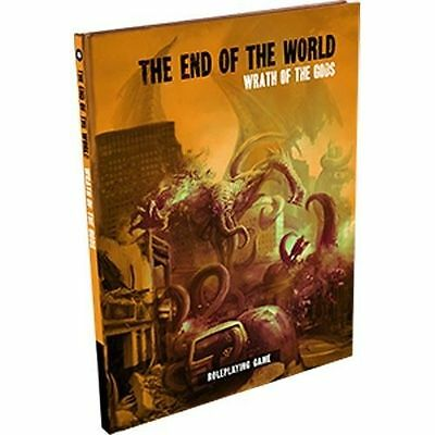 The End of the World RPG: Wrath of the Gods - Horror Roleplaying - Cthulhu