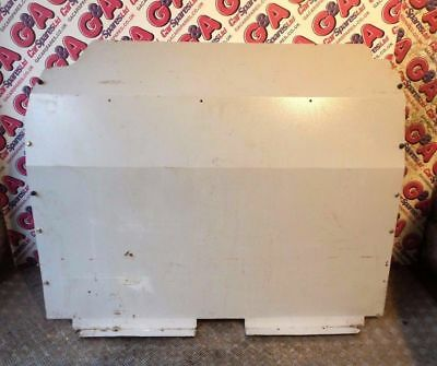 Citroen Berlingo 2 / Partner 2 Steel Bulkhead  08-16