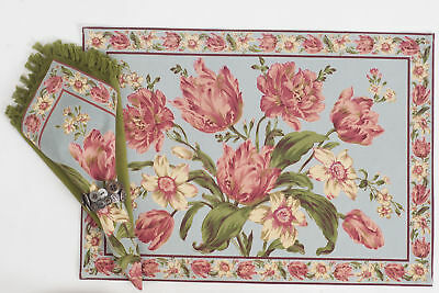 April Cornell Mother's Garden Placemat Set of 4