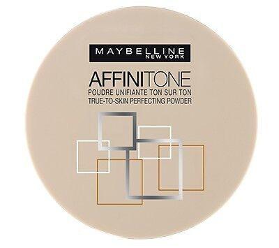 Poudre Compacte GEMEY MAYBELLINE Affinitone n°21 NUDE
