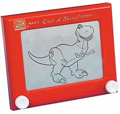 Classic Etch a Sketch to Erase Mysterious Drawing Surface Toy Kids Gift