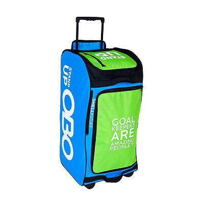 OBO Standup Hockey Goalkeeping Wheelie Bag