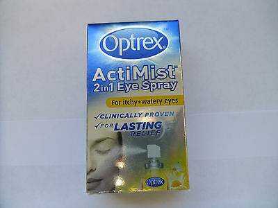 OPTREX ACTIMIST 2in1 EYE SPRAY - ITCHY + WATERY EYES