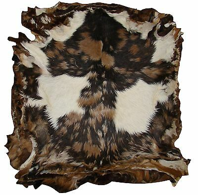 Lot of 10-Pieces Full Animal With Hair  Goat Skins for Lambeg Drum / Djembes