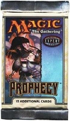 """Magic the Gathering Bustina/Booster Pack """"Profezia/Prophecy"""" ita/eng (MIX) – ..."""