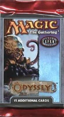 """Magic the Gathering Bustina/Booster Pack """"Odissea/Odyssey"""" ita/eng (MIX) – Wi..."""