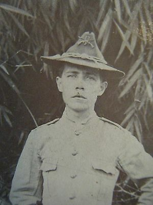 Id'ed 13th US Infantry soldier Photo  Asingan, Philippines