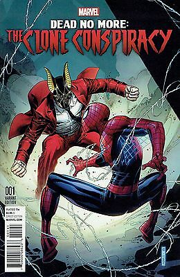Clone Conspiracy #1 Cheung 1:50 Incentive Variant Cover