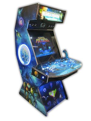 Custom Stealth MAME (tm) Arcade Perfect In Every Way!