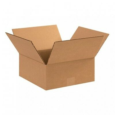 100 - 15x10x6 Cardboard Shipping Boxes Corrugated Cartons