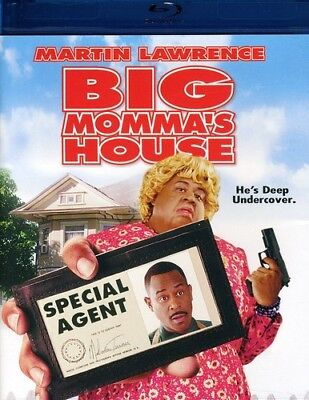 Big Momma's House [New Blu-ray] Ac-3/Dolby Digital, Dolby, Digital Theater Sys
