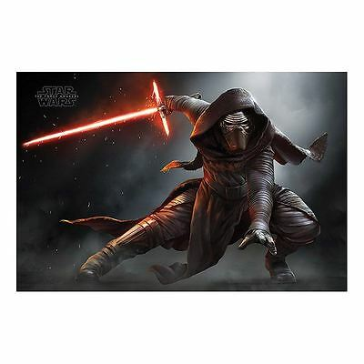 Poster - Star Wars - Episode 7 Kylo Ren Crouch