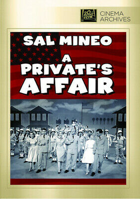 A Private's Affair [New DVD] Manufactured On Demand, Full Frame