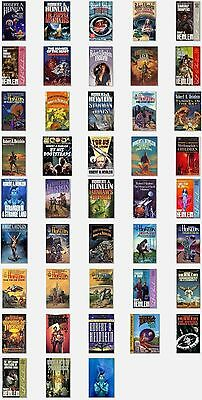 39 Audiobooks - Robert A. Heinlein Majority Audiobook Collection mp3 unabridged