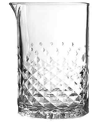 Cocktail kit Libbey Carats Cocktail Mixing Glass 750mL Bar Accessories