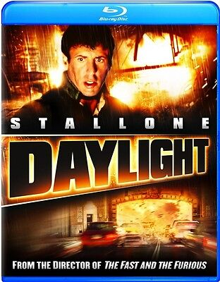 DAYLIGHT New Sealed Blu-ray Sylvester Stallone