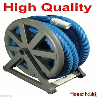 Automatic Swimming Pool Vacuum Cleaner Hose Reel Caddy