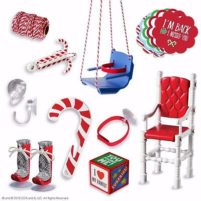 NEW The Elf On The Shelf: Scout Elves At Play 100 Ideas For Your Elf SEAPKIT