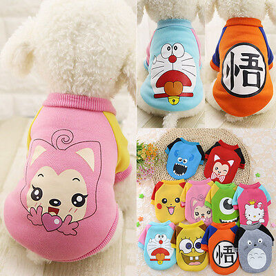 Pet Coat Dog Jacket Winter Clothes Puppy T-Shirt Sweater Coat Clothing Apparel