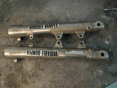 Yamaha RZ350 Fork Lower Stantions