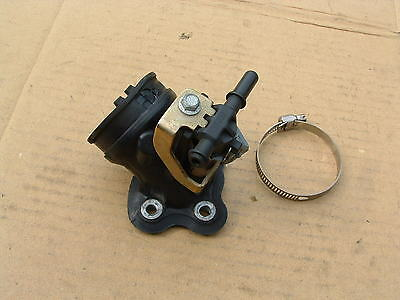 Piaggio Fly 150 Ie Inlet Manifold + Injector Good Cond