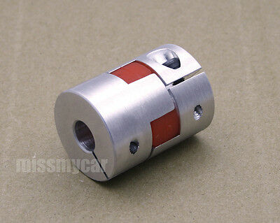 1 of Flexible Plum Coupling BF 8mm*8mm Shaft Coupler 8*8mm