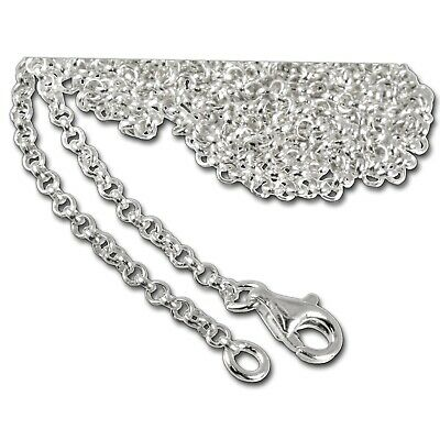 SilberDream Charm 925 Sterling Silber Charms Halskette FC0028X1