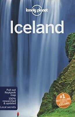Lonely Planet Iceland (Travel Guide) by Averbuck, Alexis Book The Cheap Fast