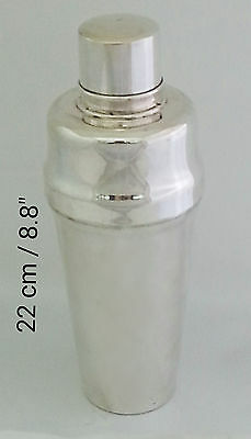 Cocktail shaker made of 925 sterling silver
