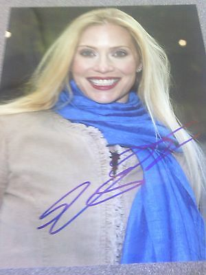 "Emily Procter - American Actress  - Signed Colour 10"" x 8"""