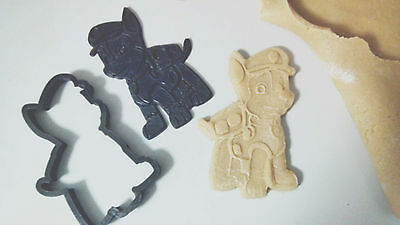 Paw Patrol Cookie Cutter Chase Mold Patrulla Canina Molde Galletas Toy Juguete