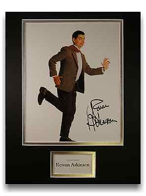 Rowan Atkinson 'Mr Bean' Authentic Hand Signed Autograph 8x10 Photograph