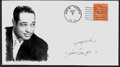Duke Ellington Big Band Limited Edition Collector's Envelope Repro Autograph 981