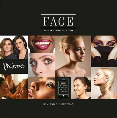 Face by Pixiwoo, Pixiwoo Book The Cheap Fast Free Post