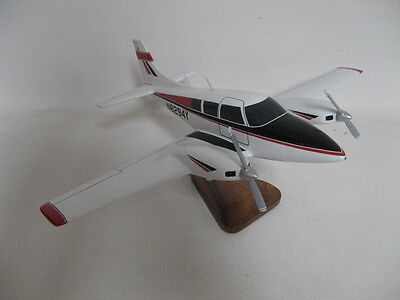PIPER PA 39 PA 30 TWIN COMANCHE FUEL AIRWORTHINESS DIRECTIVE 2015-24-5 PLACARD