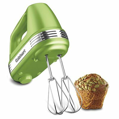 CUISINART Power Advantage 5-Speed Hand Mixer, Peridot
