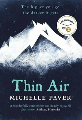 Thin Air: The most chilling and compelling ghost story of ... by Paver, Michelle