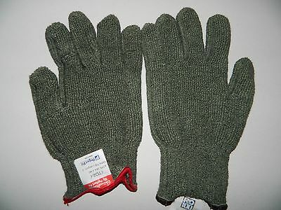 NEW CARBTEX GLOVES Heat Resistant Welding Gloves Large by Perfect Fit Made in US
