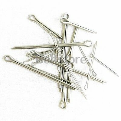 "Stainless Steel Split Cotter Pins Din 94 in Size 2.0mm (5/64"")"
