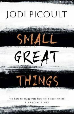 Small Great Things by Picoult, Jodi Book The Cheap Fast Free Post