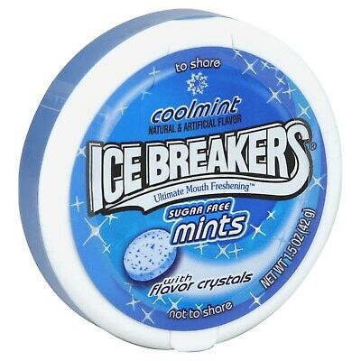 Ice Breakers Cool Mint - 24ct.